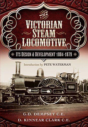 9781473823235 image Victorian Steam Locomotive