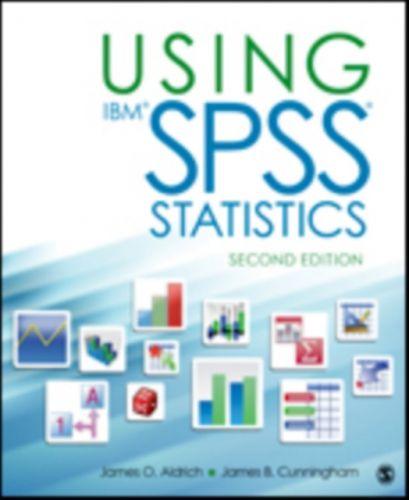 Using IBM (R) SPSS (R) Statistics