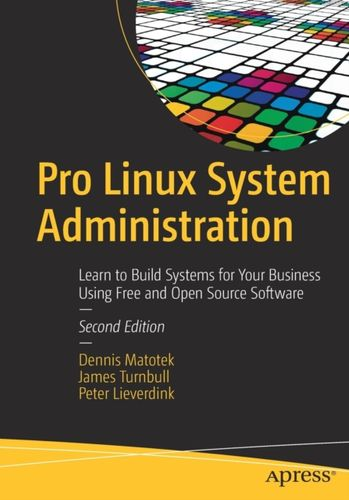 9781484220078 image Pro Linux System Administration