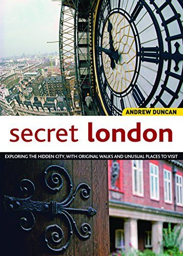 Secret London, Rev Edn