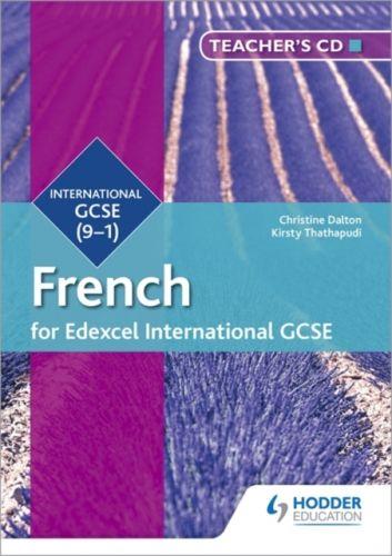 Edexcel International GCSE French Teacher's CD-ROM Second Edition