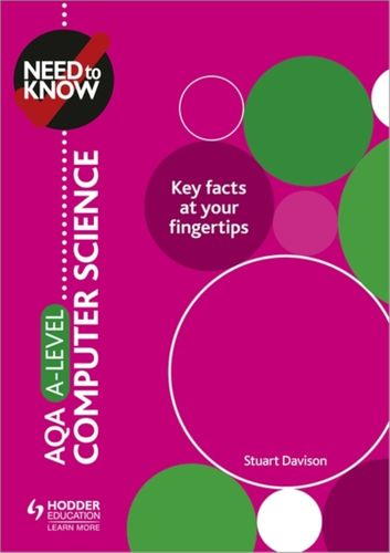 Need to Know: AQA A-level Computer Science