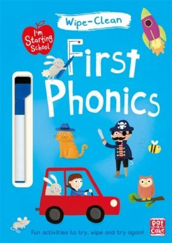 I'm Starting School: First Phonics