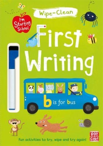 I'm Starting School: First Writing