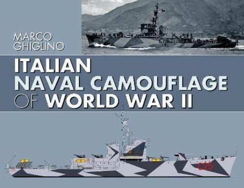 9781526735393 image Italian Naval Camouflage of World War II