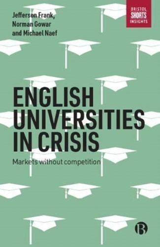 English universities in crisis