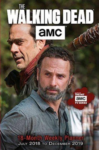 Walking Dead, the, Amc 2019 Diary