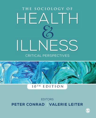 9781544326245 image Sociology of Health and Illness