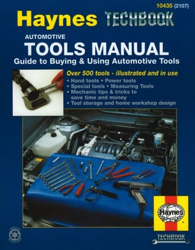 Automotive Tools Manual