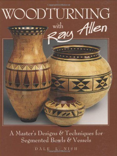 9781565232174 image Woodturning with Ray Allen