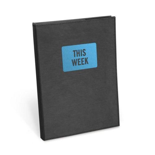 Knock Knock This Week Pad Folio