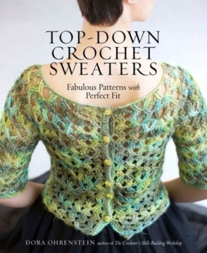 9781612126104 image Top-Down Crochet Sweaters