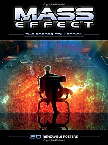 9781616557423 image Mass Effect - The Poster Collection