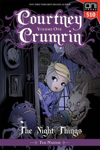 Courtney Crumrin Volume One