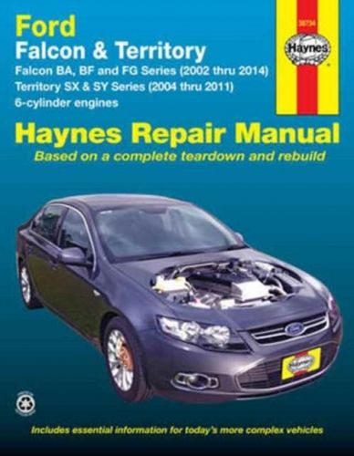 Ford Falcon Automotive Repair Manual