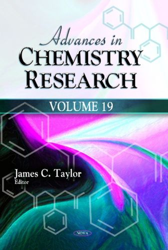 Advances in Chemistry Research