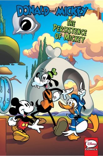 9781631408335 image Donald And Mickey The Persistence Of Mickey
