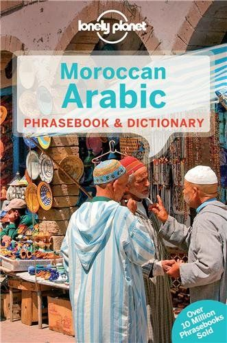 9781741791372 image Lonely Planet Moroccan Arabic Phrasebook & Dictionary