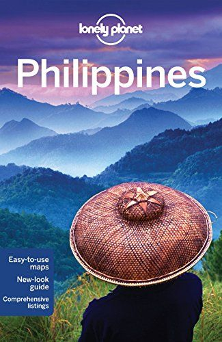 9781742207834 image Lonely Planet Philippines