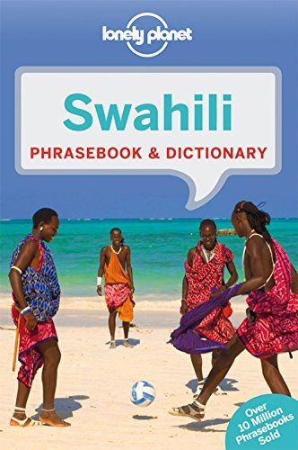 9781743211960 image Lonely Planet Swahili Phrasebook & Dictionary