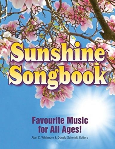 9781770649248 image Sunshine Songbook & CD Set