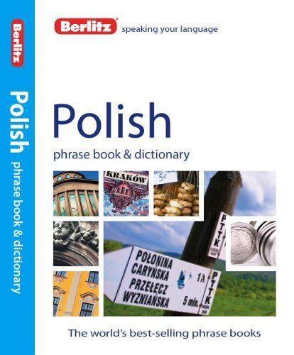 Berlitz: Polish Phrase Book & Dictionary