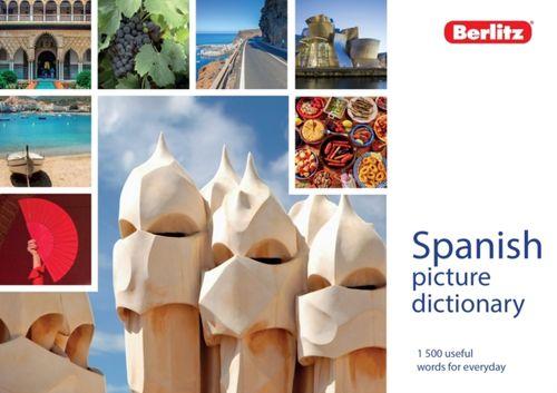 Berlitz Spanish Picture Dictionary