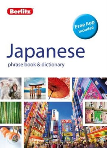 Berlitz: Japanese Phrase Book & Dictionary - English Japanese Dictionary