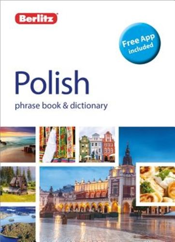 9781780044996 image Berlitz: Polish Phrase Book & Dictionary - Polish English Dictionary