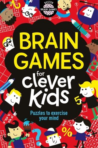 9781780552491 image Brain Games For Clever Kids