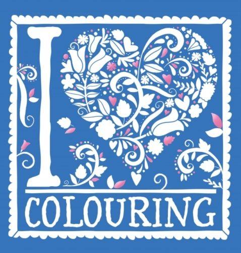 I Heart Colouring