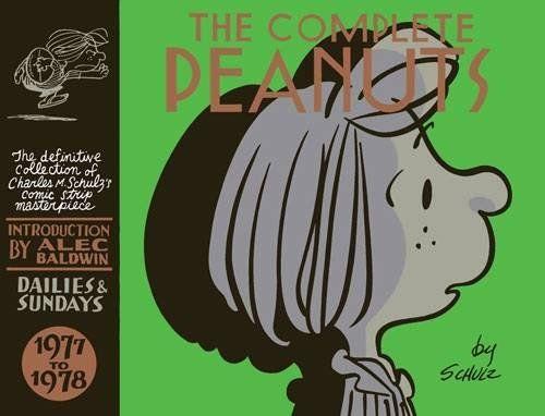 9781782111009 image Complete Peanuts 1977-1978