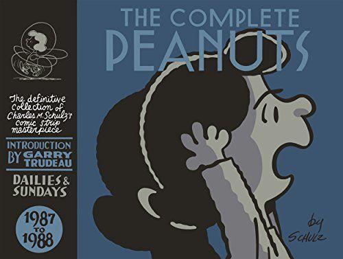 Complete Peanuts 1987-1988