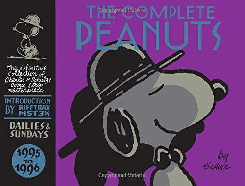 Complete Peanuts 1995-1996