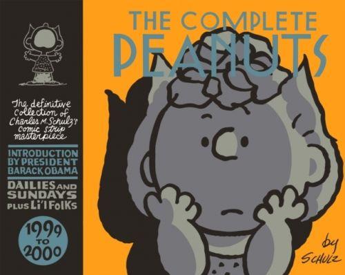 Complete Peanuts 1999-2000