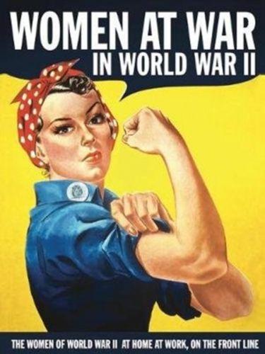 Women at War in World War II