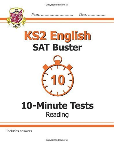 KS2 English SAT Buster 10-Minute Tests: Reading - Book 1 (for the 2019 tests)