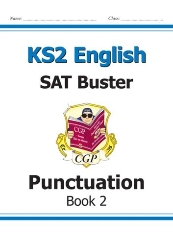 KS2 English SAT Buster - Punctuation Book 2 (for the 2019 tests)