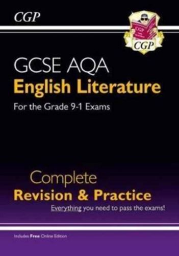 New GCSE English Literature AQA Complete Revision & Practice - For the Grade 9-1 Course