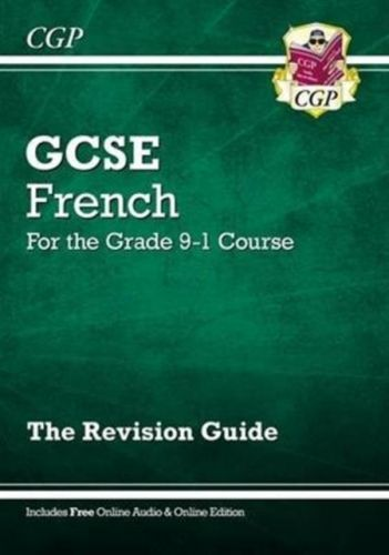 GCSE French 9-1 Grade Revision Guide
