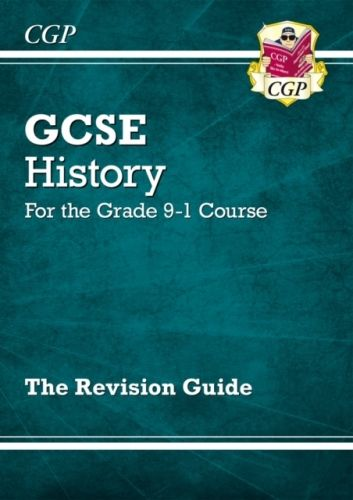 New GCSE History Revision Guide - For the Grade 9-1 Course