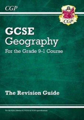 New Grade 9-1 GCSE Geography Revision Guide