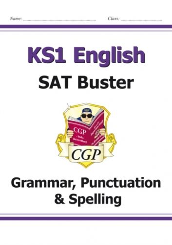 New KS1 English SAT Buster: Grammar, Punctuation & Spelling (for the 2019 tests)