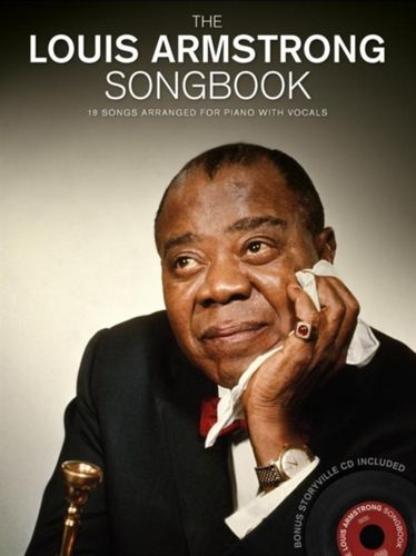 Louis Armstrong Songbook (Book/CD)