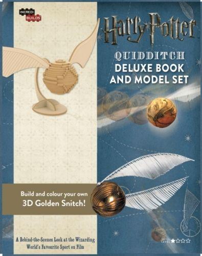 IncrediBuilds: Quidditch