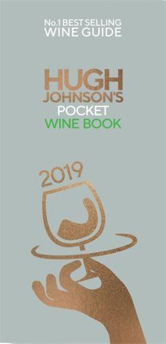 9781784724825 image Hugh Johnson's Pocket Wine Book 2019