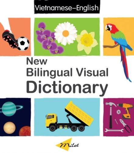 New Bilingual Visual Dictionary English-vietnamese