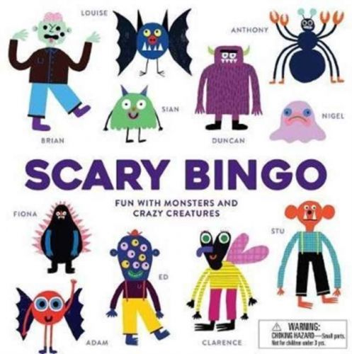 9781786270085 image Scary Bingo