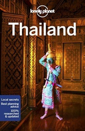 9781786570581 image Lonely Planet Thailand