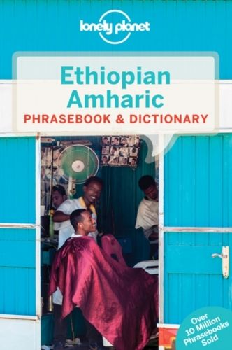 9781786573292 image Lonely Planet Ethiopian Amharic Phrasebook & Dictionary